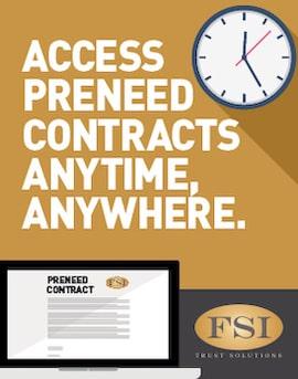 FSI NFDA Home Page Ad